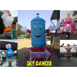 Sky Dancer,muñecos Inflables Publicitarios,arcos,toldo,globo
