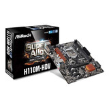 Tarjeta Madre Asrock H110-hdv Socket Intel 1151  Gta New