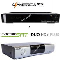 Actualización Azamerica S922