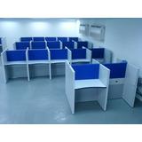 Muebles Para Call Center Tabiqueria Modular Oficina Modular