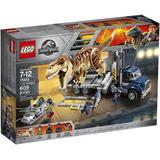 Lego Jurassic World 75933 Transporte Del T Rex 105 609pz