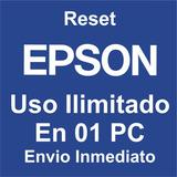 Reset Epson L120 L220 L455 L365 L375 L380 L395 L475 L575
