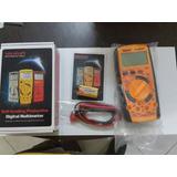 Tester Multimetro Digital Dt9205a Chino Y Yaxun Dt9205a