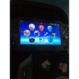 Sony Psvita Tres Juegos Y Una Memoria De 4g.