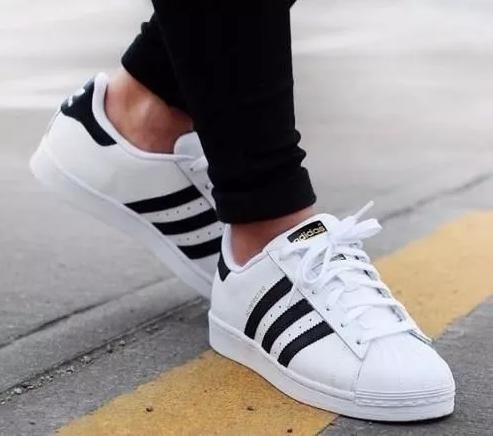 half off 1b4dc 70f4c Vsv Zapatos adidas Superstar Dama Y Caballero (tienda), Compra y Venta