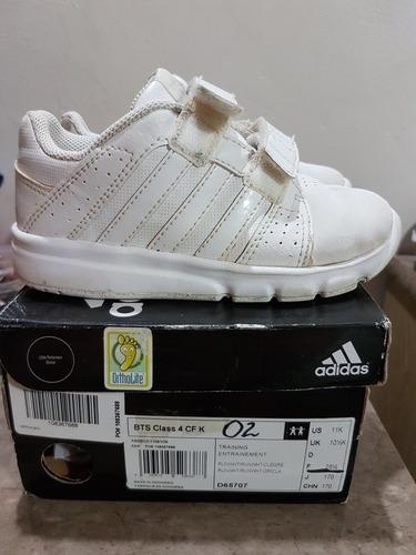 Zapatos Deportivos adidas Blancos Talla 28.5 742f3e1cfdd
