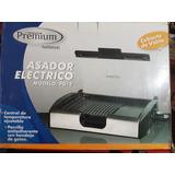 Asador Parrillero Eléctrico Premium