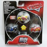 Set De Carritos Mini Cars Racer D Metal Originales 25 Verdes