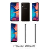 Samsung Galaxy A20 128gb M Sd. 4g. Liberado. + Accesorios.