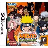 Juegos Nintendo Ds Digitales Para R4 Colección Naruto