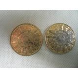 2 Monedas Conmemorativas Fifa World Cup España 1982