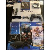 Playstation 4 Slim 1 Tb Nuevo Sellado Oferta 300v Pocas Unid