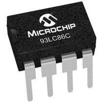 Memoria Eeprom 93lc86c Microchip