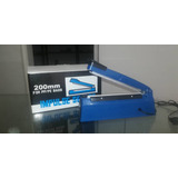 Maquina Selladora Bolsa Plastica 200mm 20cm Incluye Repuesto