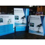 Microscopio Digital Usb X1000 2mp Con Base