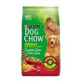 Purina Dog Chow Adultos Razas Medianas Y Grandes 4kg