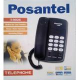 Telefono Fijo Posantel T-9026  Somos Tienda