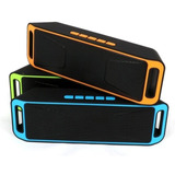 Corneta Altavoz Speacker Bluetooth Radio Pendrive Tarjeta Sd