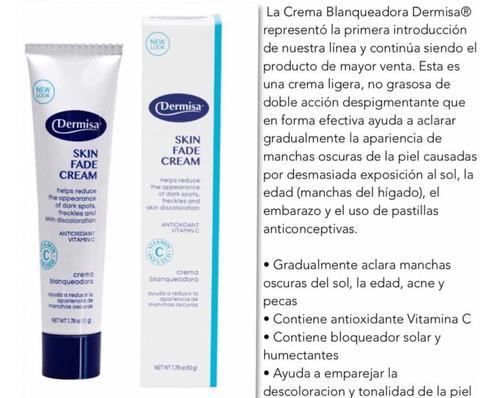 Tratamiento Dermisa Crema Aclarante