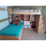 Juego De Cuarto Dormitorio Trilitera Centro Muebles