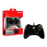 Control Xbox 360 Pc Window Microsoft De Cable Original