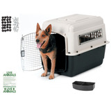 Kennel Petmate 300 Iata Deluxe,74x48x60, Perros 13 A 23 Kg