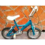 Bicicleta Shogun Rin 12 Usada $ 20