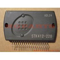 Stk412-220 Ic Audio Amp Sanyo Original