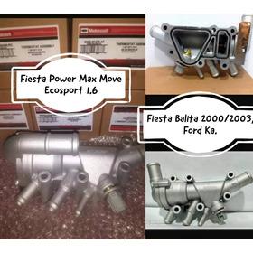 Termostato Ford Fiesta Power Max Move Ecosport Aluminio