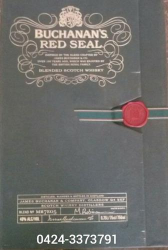 Buchamans Read Seal