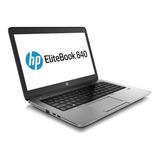 Laptop Hp Core I5 8 Gb Ram Disco 500 Gb Pantalla 14 Wifi Usb