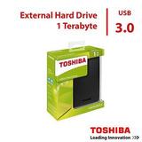 Disco Duro Externo Portatil Toshiba 1 Tb Usb 3.0/2.0 60v