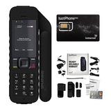 Teléfono Satelital & Recargas Inmarsat- Sim Card Gratis