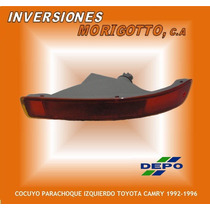 Cocuyo Parachoque Izquierdo Toyota Camry 1992-1996