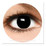 Lentes Contacto Pupila Negra
