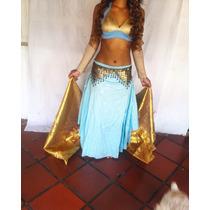 Hermoso Traje De Danza Arabe