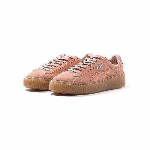 ceb8ffadc Puma Suede Platform Jewel Jr, Zapatos 100% Originales.