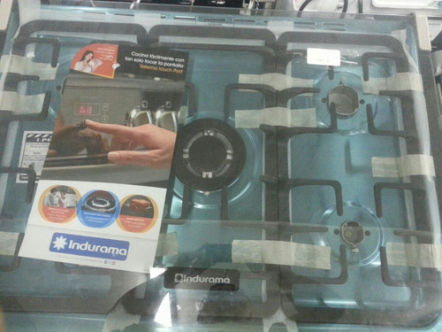 Cocina indurama 5hornillas modelo montecarlo nueva leer d for Precio cocina nueva