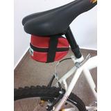 Bolso Debajo Sillín  Cámara Aire Para Bicicletas-120 Nuevo