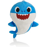 Muñeco Oficial Daddy Shark De Baby Shark Musical Original