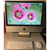 Computadora iMac 20