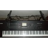 Yamaha Motif Xf8 - Sintetizador Workstation De 88 Teclas