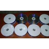 Cd Virgenes 25 Unidades Empaquetado Dvd-r 4.38 Gb