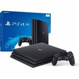 Playstation 4 Pro 4k 1tb Nuevo Sellado