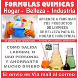 Curso Fórmulas Productos Limpieza Hogar Industrial Y Más