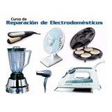 Curso Reparacion De Electrodomesticos + Videocurso Por Email