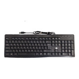 Teclado Hp K1600 Cable Usb Gamer Laptop Pc 8694