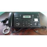 Telefono Fax Panasonic Usada - Remate - Entrega Personal