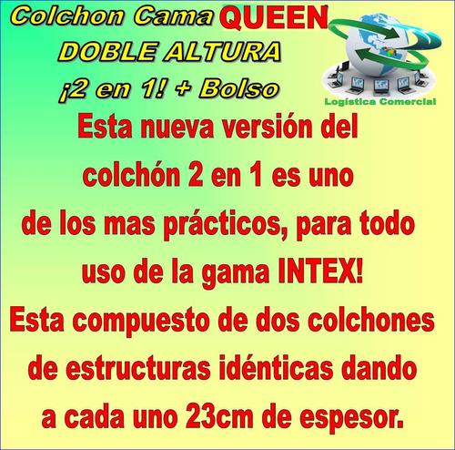 Colchon cama queen doble altura se separa 2 colchones for Colchon cama doble medidas