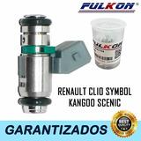 Inyector De Renault Megane Symbol Clio Kangoo Scenic Iwp 143